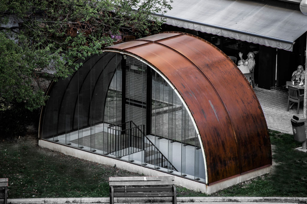 Diseño MLMR Arquitectos&Larripa Studio